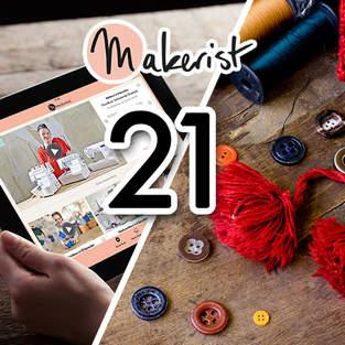 Makerist - Türchen 21