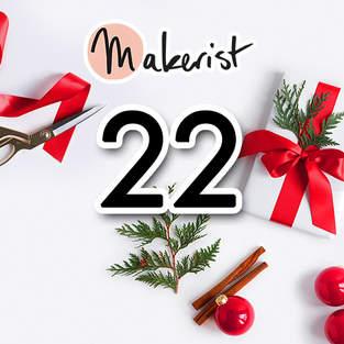 Makerist - Türchen 22