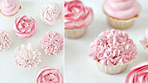 Cupcakes: Toppings und Dekoration   - hochwertige Online-Kurse bei Makerist