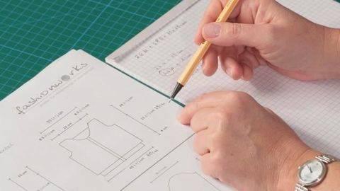 Des cours en ligne de qualité chez Makerist - Convertir et adapter vos modèles de tricot