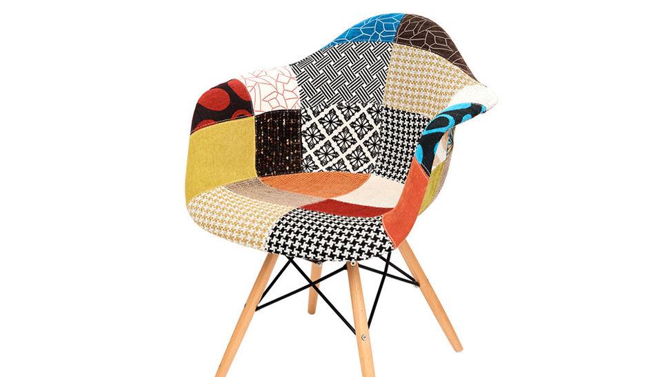 upcycling patchwork f r m bel. Black Bedroom Furniture Sets. Home Design Ideas