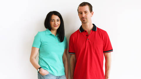 For him & her: learn to sew a polo shirt - quality online courses at Makerist