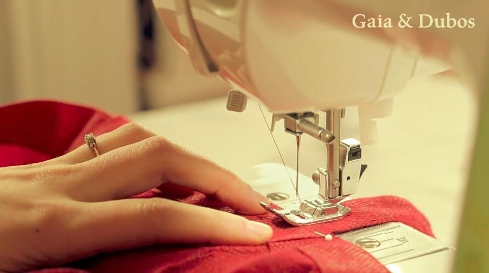 Beginner's Fix-it-Yourself Course: Machine Work - Learn To Sew - quality online courses at Makerist