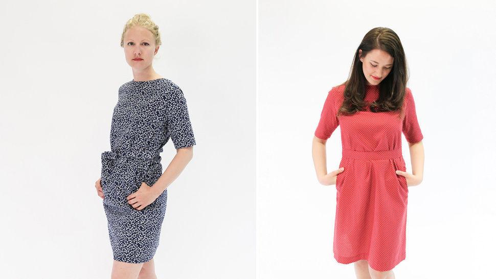 Des cours en ligne de qualité chez Makerist - Cours de couture - apprenez à coudre la robe de vos rêves - Apprendre à coudre