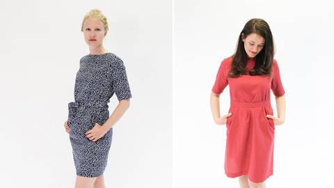 Des cours en ligne de qualité chez Makerist - Cours de couture - apprenez à coudre la robe de vos rêves
