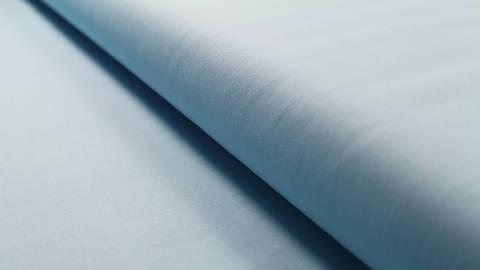 Baumwollstoff hellblau uni: Heide - 150 cm kaufen im Makerist Materialshop