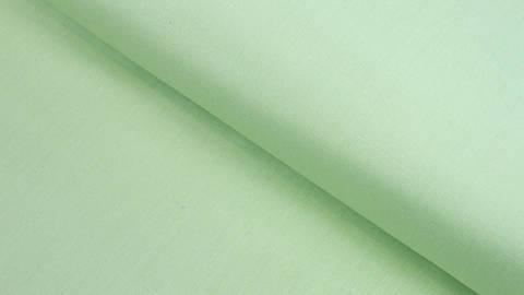 Acheter Crétonne toile de coton unie menthe : Lande - 150 cm dans la mercerie Makerist