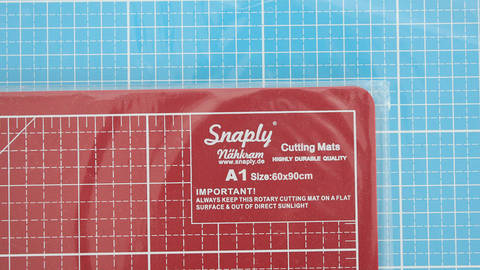 buy  A1 Snaply Cutting Mat - 90cm x 60cm in the Makerist Supplies