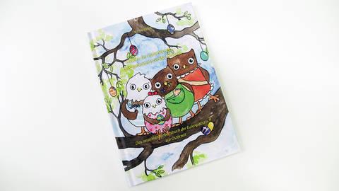 Ostern im Eulenland...das geheimnisvolle Osterei - Buch kaufen im Makerist Materialshop