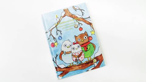 Weihnachten im Eulenland - Buch kaufen im Makerist Materialshop