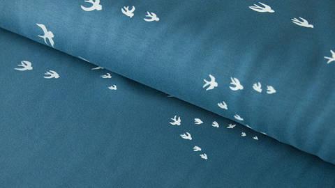Acheter Jersey de coton bleu pétrole : Kenny - 155cm dans la mercerie Makerist