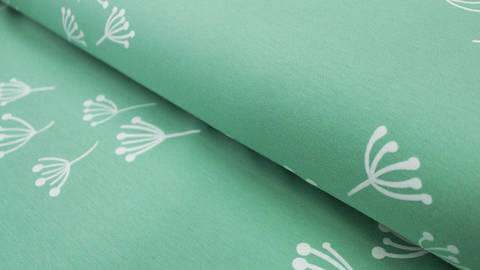 buy Mint Cotton Jersey: Kenny - 155cm in the Makerist Supplies