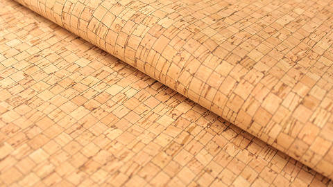 Kachel Korkstoff Naturprodukt: Kork - 70 cm kaufen im Makerist Materialshop