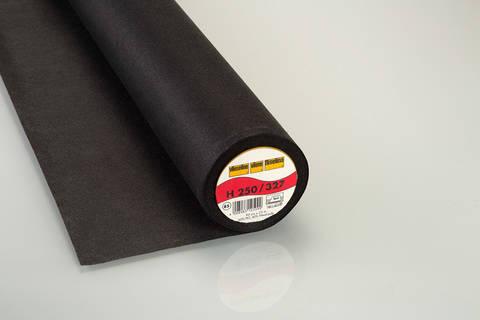 Grafit Bügeleinlage Standard H250 fixierbar - 90 cm kaufen im Makerist Materialshop