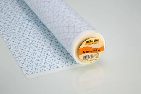 Rasterquick Dreieck-Einlage für Patchwork zum Einnähen - 90 cm kaufen im Makerist Materialshop