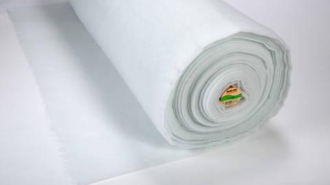 Weißes Volumenvlies P120 flammhemmend - 150 cm kaufen im Makerist Materialshop