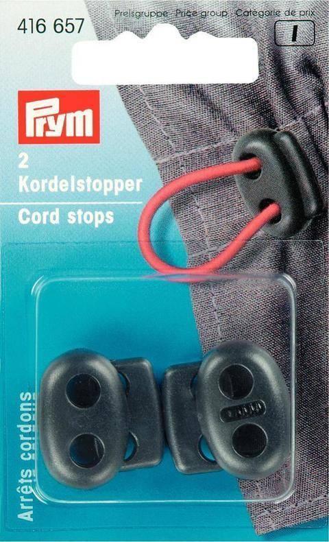 Kordelstopper 2-Loch von Prym kaufen im Makerist Materialshop