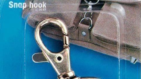 Karabinerhaken von Prym aus Metall kaufen im Makerist Materialshop