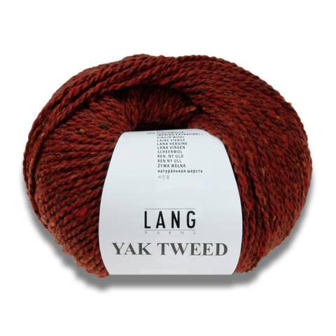 YAK TWEED von Lang Yarns kaufen im Makerist Materialshop