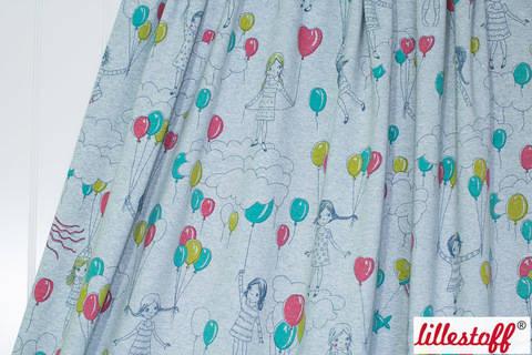 Acheter Jersey de coton gris lillestoff : Légèreté - 150 cm dans la mercerie Makerist