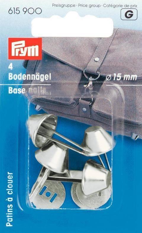 Bodennägel für Taschen von Prym kaufen im Makerist Materialshop