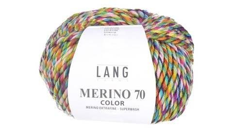MERINO 70 COLOR von Lang Yarns kaufen im Makerist Materialshop