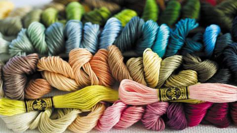 Sticktwist Colour Variations von DMC - 8 m kaufen im Makerist Materialshop