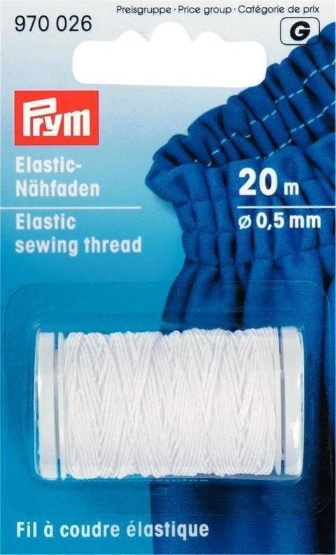 Elastic-Nähfaden von Prym kaufen im Makerist Materialshop