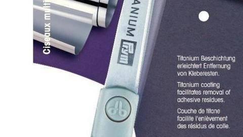 TITANIUM Universalschere von Prym kaufen im Makerist Materialshop