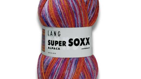 SUPER SOXX ALPACA von Lang Yarns kaufen im Makerist Materialshop