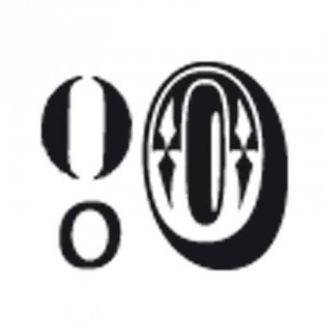 """Stempel """"0"""" 3,5x3,5cm kaufen im Makerist Materialshop"""