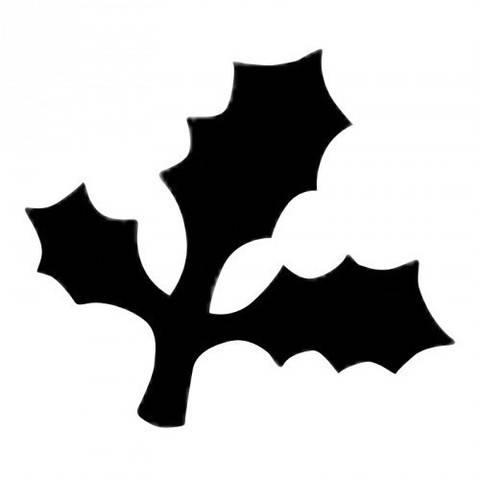 Stanzer Stechpalmenblätter 1,6cm kaufen im Makerist Materialshop
