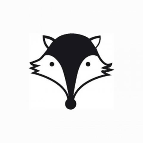 "Mini Stempel ""Fuchs"" Ø 1,5cm kaufen im Makerist Materialshop"