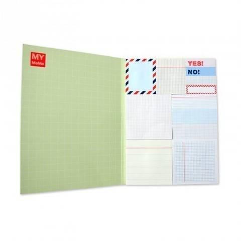 Sticky Notes Buch 1 mit 12 Designs kaufen im Makerist Materialshop