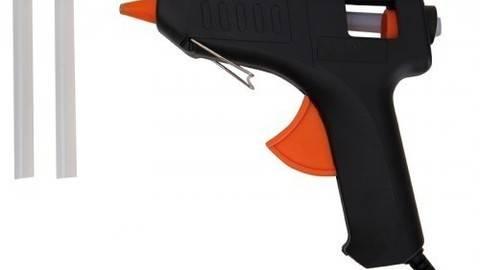 Heißklebepistole groß inklusive 2 Klebesticks Ø 11,2mm - ARCHIVIERT - kaufen im Makerist Materialshop