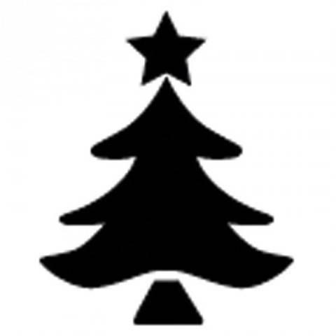 Stanzer Weihnachtsbaum 1,6cm kaufen im Makerist Materialshop