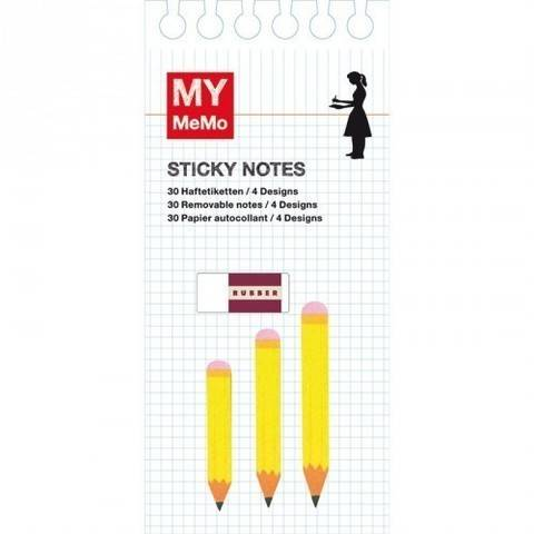 Sticky Notes Schüler 120 Stück kaufen im Makerist Materialshop