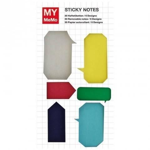 Sticky Notes Sprechblasen 180 Stück kaufen im Makerist Materialshop