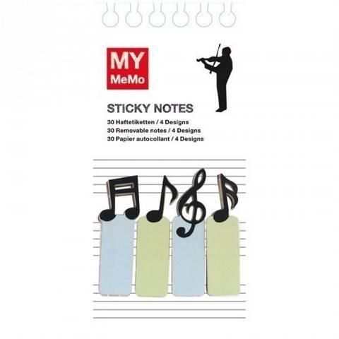 Sticky Notes Musiker 120 Stück kaufen im Makerist Materialshop