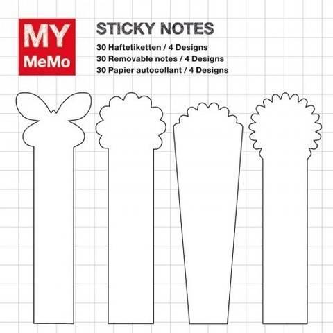 Sticky Notes Doily 120 Stück kaufen im Makerist Materialshop