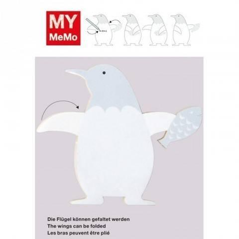 Sticky Notes Pinguin 25 Stück kaufen im Makerist Materialshop