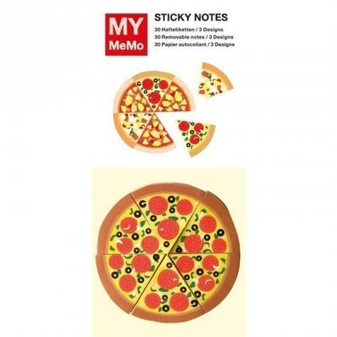 Sticky Notes Pizza 90 Stück kaufen im Makerist Materialshop