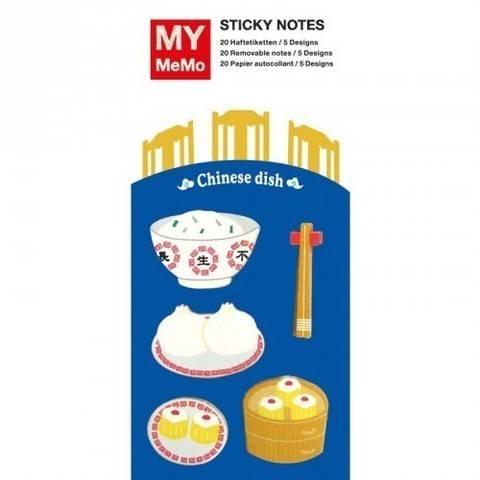 Sticky Notes Chinarestaurant 100 Stück kaufen im Makerist Materialshop