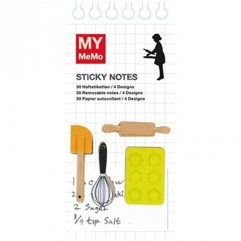 Sticky Notes Bäcker 120 Stück kaufen im Makerist Materialshop