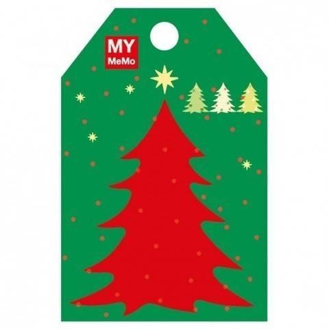 Sticky Notes Weihnachtsbaum 50 Stück kaufen im Makerist Materialshop