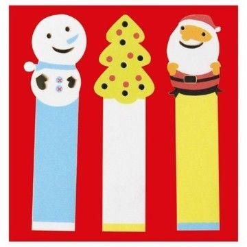 Sticky Notes Weihnachtsfiguren 50 Stück - Bastelmaterial kaufen im Makerist Materialshop