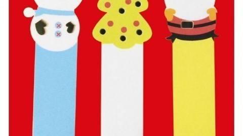 Sticky Notes Weihnachtsfiguren 50 Stück kaufen im Makerist Materialshop