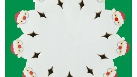 Sticky Notes Weihnachtsmänner 50 Stück kaufen im Makerist Materialshop
