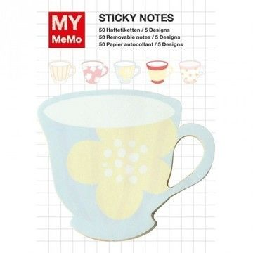 Sticky Notes Teetasse 50 Stück - Bastelmaterial kaufen im Makerist Materialshop
