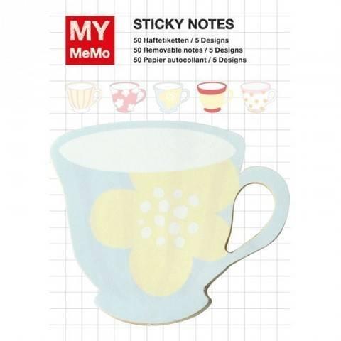 Sticky Notes Teetasse 50 Stück kaufen im Makerist Materialshop